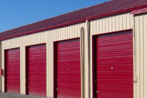 Mt. Vernon Self Storage Facility